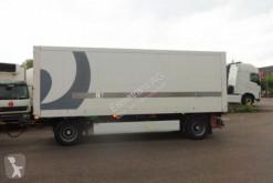 Släp Krone AZF 18 DURCHLADESYSTEM transportbil begagnad