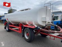 Aanhanger tank koolwaterstoffen kasag-transpoortzisterne, jg1997 , 15600 liter