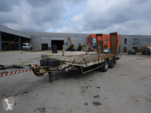 Castera heavy equipment transport trailer 2TS 19T