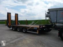 Verem heavy equipment transport trailer Remorque porte-engins 3essieux