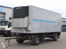 Remolque frigorífico Rohr RAK/18 IV*Carrier Maxima 1000*LBW 2T*MB-Achsen*