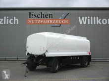 Remorque Lindner & Fischer Lindner & Fischer TAH 215L A3,Oben/Unten,21.800l citerne hydrocarbures occasion