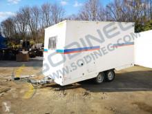 JCR trailer used flatbed