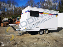 JCR trailer used flatbed
