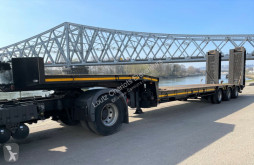 Louault SR3CA42 trailer used flatbed