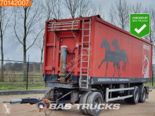 Knapen KAHK-200 46m3 Alu-kipper Liftachse trailer used container