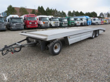 Various Moetefindt 3 akslet Autotransport used other trailers