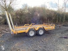 Moiroud trailer used flatbed