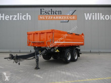 Meiller MZDA 18/23, 3-Seiten-Kipper, Liftachse, BPW trailer used three-way side