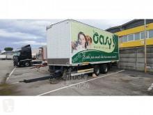 Remorque fourgon Biga Omar 20W78P / S trailer