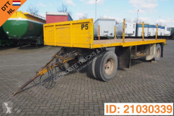 LAG Semi-trailer trailer used flatbed
