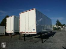 Krone box container Wechselkoffer Heck Portaltüren