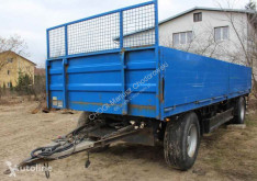 Wellmeyer PA18 trailer used flatbed