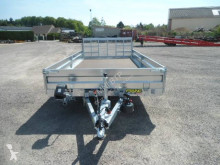 Trigano PJD 400 F 270 trailer new dropside flatbed