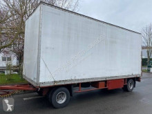 Trailor box trailer
