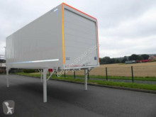 Krone box container Wechselkoffer Heck Alu.- Rolltor