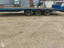 Fruehauf surbaisse trailer used flatbed