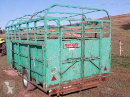 Nc used livestock trailer