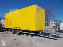 Obermaier Obermaier - RIMORCHIO BIGA FURGONATO 7.80 METRI GRAN VOLUME - Furgonato trailer used box