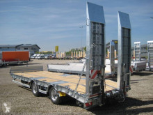 Humbaur HBTZ 21 - Charge utile 16t trailer new heavy equipment transport