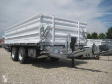 Humbaur Tri benne 13t trailer new tipper