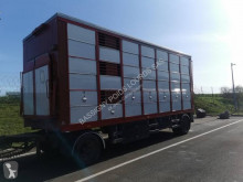 Remorque Lecitrailer rg2bd3745 bétaillère porcins occasion