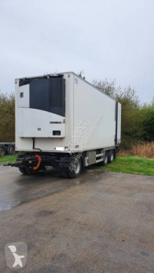 Chereau 2014 trailer used mono temperature refrigerated
