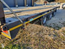 Anhænger Gourdon 3 essieux basculant maskinbæreren brugt