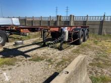 Anhænger Trailor containervogn brugt