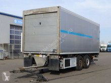 Rohr RZK/18 IV*Carrier Supra 850*LBW*BPW* trailer used refrigerated