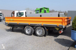 Humbaur HTK 105024 trailer used three-way side
