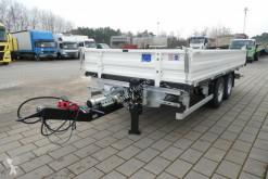 Tandemkippanhänger IDMS2-TD119A Kippanhänger 10to Rampen, verzinkt, neu trailer new three-way side