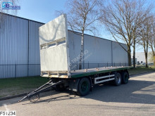 General Trailers flatbed trailer open laadbak