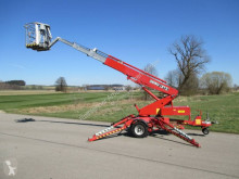 Denka Lift Denka-Lift DK 7 MK21 trailer used telescopic articulated aerial platform