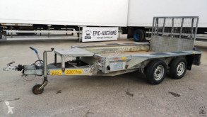 Ifor Williams TRAILERS trailer used heavy equipment transport
