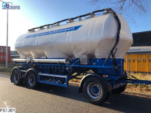 Feldbinder tanker trailer Silo 31000 Liter, 5 Compartments