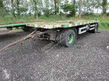 Fruehauf ANCR 20 110 trailer used flatbed