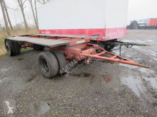 Viberti 16R2/6,5 trailer used flatbed
