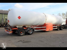 Remolque cisterna T4LS148 GAS / LPG