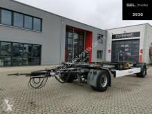 Släp Krone AZ / Lafette / SAF / 40 mm / German chassi begagnad