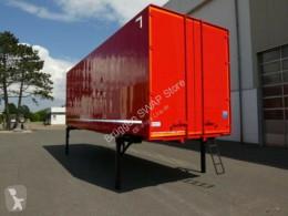 Equipamientos carrocería caja furgón Krone Wechselkoffer Heck Portaltüren