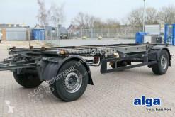 Remorque châssis Schwarzmüller AZ S-Serie, BDF, Chassis verzinkt, Luftfederung