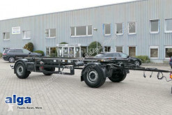Remorque Schwarzmüller AZ S-Serie, BDF, Chassis verzinkt, Luftfederung châssis occasion