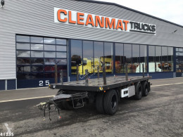 Flatbed trailer 3-assige aanhanger