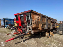 Deguillaume BL135D trailer damaged tipper