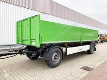 Krone flatbed trailer AZP 18 AZP 18, Nur 2200KM gelaufen!