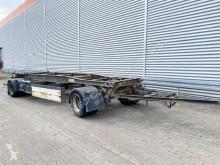 Remorque Schmitz Cargobull ACF 20 S Schlittenabroller ACF 20 S Schlittenabroller porte containers occasion