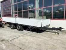 Obermaier Tandempritschenanhänger trailer used dropside flatbed