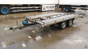 Witteveen trailer used heavy equipment transport