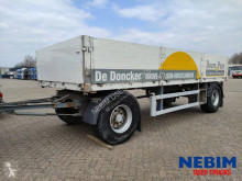MOL A68/1010/20 trailer used flatbed